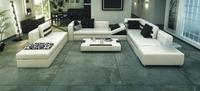 Lu Guangdong leather sofa modern minimalist luxury wealthy creative combination IKEA Specials