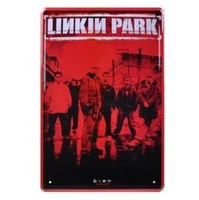 Linkin Park Retro metal signs 11.8'' X 7.87'' YQ-14