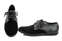 2013 new polo sneakers for men / casual shoes for men /  Genuine leather Fashion flats / flat sneaker / Size:40-46 / LL-025 fasf