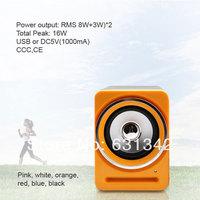 Free Shipping Cheapest New Design Portable Mini MP4 Speaker
