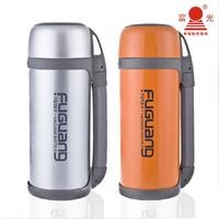 Vacuum travel pot fz6004-1500 full stainless steel thermal pot bottle hot water bottle