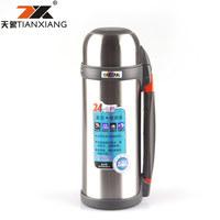 Tianxiang stainless steel vacuum travel pot insulation travel pot suspenders