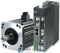 Delta 750W 0.75KW 3000rpm  A2 Series Servo Drive and Motor ASD-A2-0721-L + ECMA-C11010PS New