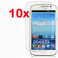10X New CLEAR LCD i9082 Screen Protector Cover Film For Samsung GALAXY Grand DUOS i9082