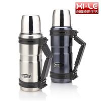 Vacuum pot stainless steel 1000ml 304 liner car kettle advanced travel pot hot-selling