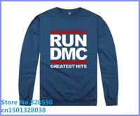 Free Shipping Cheap RUN DMC 2014 RUN DMC hoody Hip Hop hooded coats.Brand RUN DMC hip hop Men's fashion hooded sweatshirts