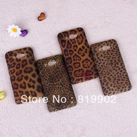 Ultra thin Deluxe Luxury Leopard Matte Protective Back Cover Case for Xiaomi 2 Mi2 M2 M2s HOT
