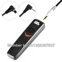 Hotselling ! Pixel RC-208 N3/E3 Replaceable Plug Cable Remote Control Shutter Release for Canon