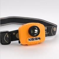 Fishing lamp r5 outdoor headlamp induction headlights led headlamp e51