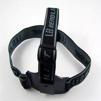 Outdoor headlights with ac adapter headband caplights elastic strap miner's lamp head belt headlights