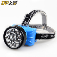 Dp led charge type headlights charge searchlight outdoor emergency lamp miner lamp 722b