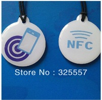 5PCs of NFC Sticker, NFC Tag Support SONY, SAMSUNG, HTC, GOOGLE NFC Phone