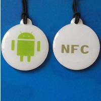 5PCs of 1 Lot  Android Phone NFC Tag Support SONY, SAMSUNG, HTC, GOOGLE NFC Phone
