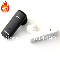 Hot sale 5pcs/lot mini white/Black HM1900 V3.0+EDR Mono Wireless Bluetooth Headset Handsfree For SAMSUNG All Device