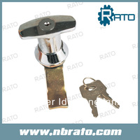 MS305 cabinet sliding door lock