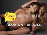 Free Shipping, High Quality 12pcs/lot Men's Underwear Boxers Cotton Underwear Famous Brand Man Underwear Boxer Shorts Mix Order