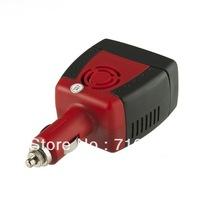 Genuine 150W car inverter Car laptop power 12V change for 220v Red color