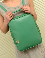 Wholesale Bag 2013 candy color backpack vintage student school bag fashion women's handbag bag