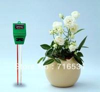 NEW 3-in-1 soil analysis tester hygrometer / PH meter / light no battery