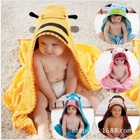 1pc 100% cotton 86X86CM baby Newborn infants hand face towels and blanket /kids bedding set/child bath towel bathrobe
