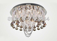 Hot selling LED crystal ceiling lamp also for wholesale