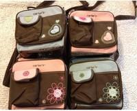 4pcs/lot-4 designs Diaper Bag multi-functional /Nursery Nappy Bag/waterproof diaper bags