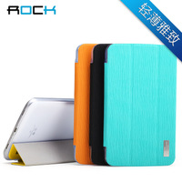 Rock Elegant 7 inch Tablet Case for SAMSUNG Galaxy Tab 3 7.0 inch T211 T210 Protective Flip Cover Case Holsteins Free Shipping