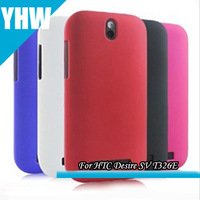Hybrid Hard Case For HTC Desire SV T326E Slim Matte Skin