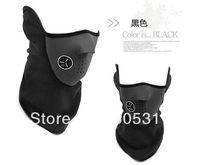 Free shipping 1pcs/lot Neoprene Neck Warmer Half Face Mask Winter Sport Motorcycle Bike Bicycle Ski
