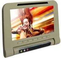 "wholesale & retail 9"" luxury backside headrest monitor;USB port & SD card;build in IR/FM Transmitter;"
