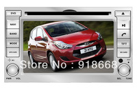 In Dash Car GPS Navigation for Hyundai I20 2008  with Multi-point Touch Screen, Radio, DVD, Bluetooth,TV,3G,WIFI