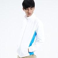 v3 Men's Slim Blazers Sports Coats Zip UP windcoat windproof Sweatshirts Jackets Casual Outerwear Free Shipping 2014