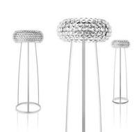 new arrival design  foscarini caboche flopsweat zeus acrylic  gem floor lamp D50*h153cm  free shipping