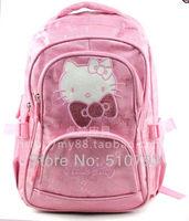 New big pink beautiful school bag,swagger bag,backpack,bags,school backpacks,travelling bag schoolbag,lovely children backpack