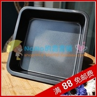 5 square bakeware pizza plate cake mould 8 w260