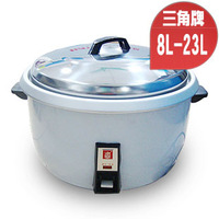 Triangle triangle drum rice cooker large capacity 8l 1250w 10l 1550w
