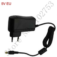 10W 5v 2a ac/dc adapter free shipping 100% new high quality 10pcs wall adaptator charger 2a ac/dc switching power with  EU plug