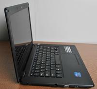"cheap computers 14"" laptop  intel cpu window 8 laptop camera DVD drive high resolution 4G 500G Wifi"