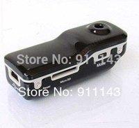 Free shipping Mini DVR Sports Video Camera MD80 Mini DVR Camera & Mini DV with 5 pcs /lot