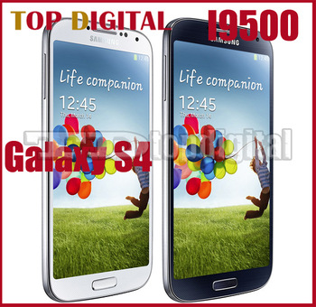 Original Samsung Galaxy S IIII SIIII S4 i9500 Quad-core 3G&4G 13MP GPS WIFI 16G Mobile Phone