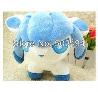 "Free Shipping EMS 50/Lot Pokemon Pikachu Plush Soft Doll Toys GLACEON 5.5"" Wholesale"