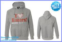 Free Shipping Cheap Brand DGK 2014 NEW DGK Sweatshirts DGK WEED leaves hip hop men's round neck sleeve head DGK hoodies