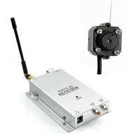 Wholesale Price Mini Wireless Security Nanny Camera Hidden Pinhole Micro Cam CCTV DVR  Complete System Free shipping