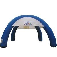 New sales Plato PVC tarporlin advertising tent  4m spider tent high quality + UL certification blower free shipping