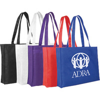 Solid Color Non Woven Bag, Non Woven Tote Bag, mix color non woven bag,