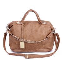 2014 new fashion brand designer Free shipping M&J fashion women leather handbag shoulder bag messenger bag