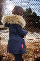 Jaqueta Feminina Winter Coat Women Winter Thickening Medium-long With A Hood Berber Cotton-padded Wadded Jacket Thermal Loose