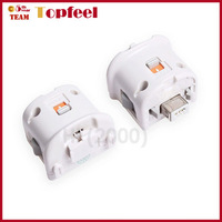 2 X Motion Plus Adapter Sensor for  Wii Remote Controller White Free shipping