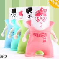 New arrival wash set shukoubei dental toothbrush holder