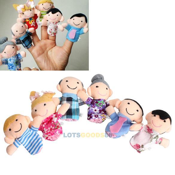 Перчаточная кукла Vakind LS4G